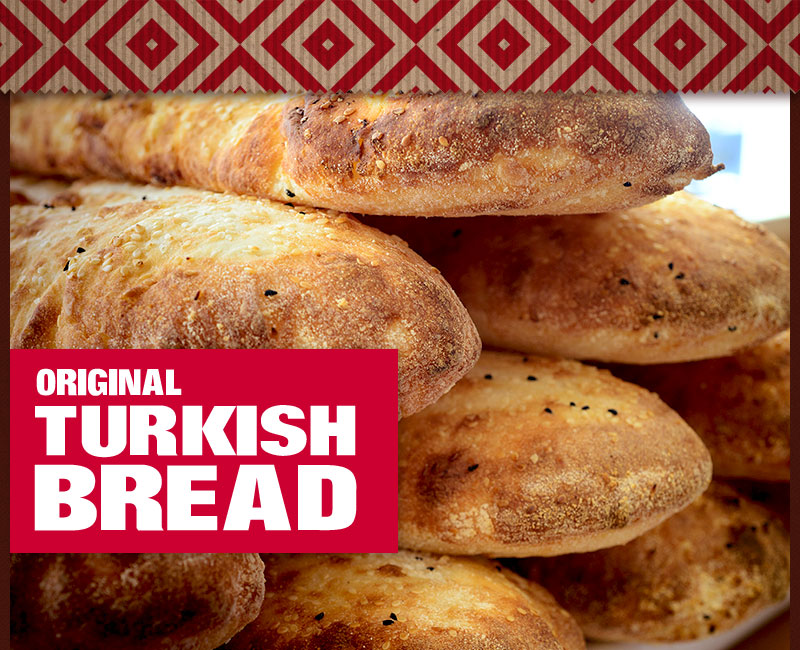 Nomad Breads Turkish Bread