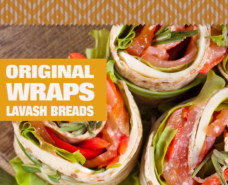 Nomad Bread Lavash Bread wrap