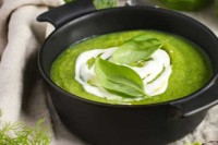 Nomad Breads Broccoli Soup Recipe