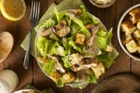 Nomad Breads Chicken Caesar Salad Recipe