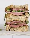 Nomad Breads Meat Sandwich