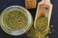 Nomad Breads Za'atar Spice Blend Recipe